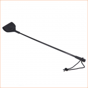 Silicone Double Layer Riding Crop
