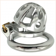 Chastity Device Steel Cock Cage