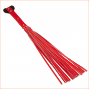 Heart Handle Flogger