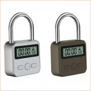 Time Switch Lock Padlock